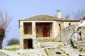 بيت أسرة غاتزويانيس بقرية إلبا اليونانية